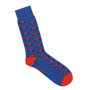 Mens Cars Socks [Size: 11 - 14]