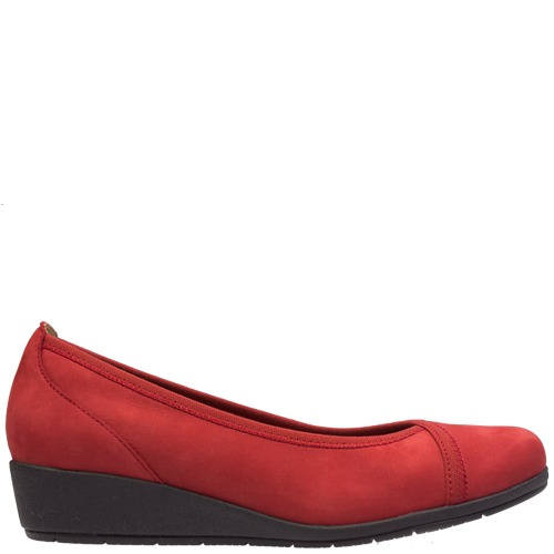 Flex Wedge [Colour: Red] [Size: 10]