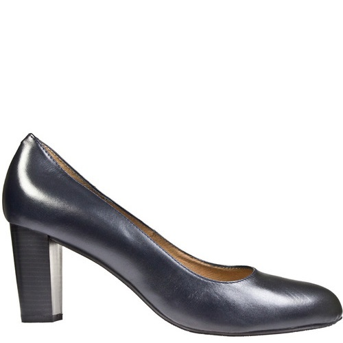 Hostess 70mm [Colour: Navy] [Size: 42]