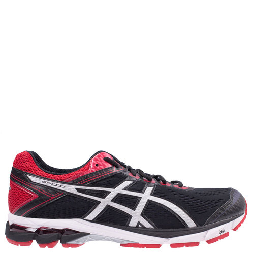 GT-1000 4 (4E) [Colour: black/silver/fiery red] [Size: 12]