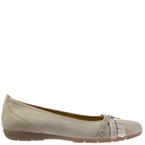 Carrie [Colour: taupe] [Size: 13.5]