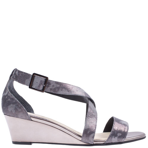 Krissa [Colour: Gunmetal Abstract] [Size: 10]