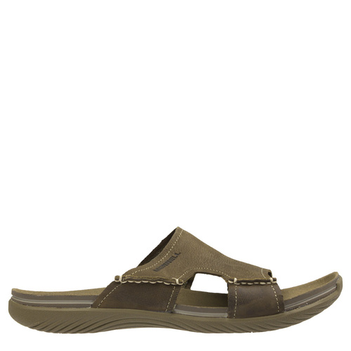 Bask Slide [Colour: Moss] [Size: 12]