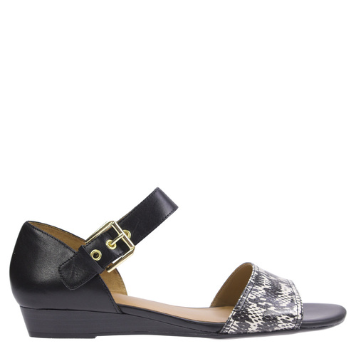 Julissa [Colour: black] [Size: 10]