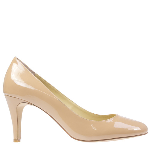 Lauren [Colour: neutral/nude] [Size: 11]