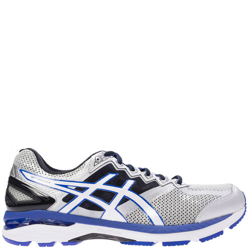 GT-2000 4 (4E) [Colour: silver/white/royal] [Size: 13]