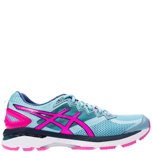 GT-2000 4 (2E) [Colour: turquoise/hot pink/autumn glory] [Size: 12]