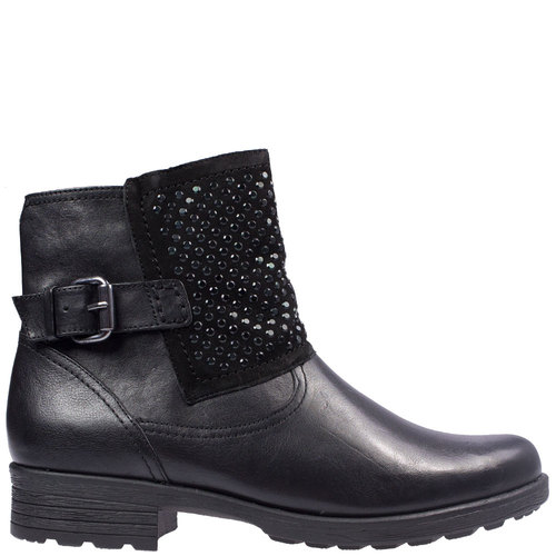 Loren [Colour: black] [Size: 11]