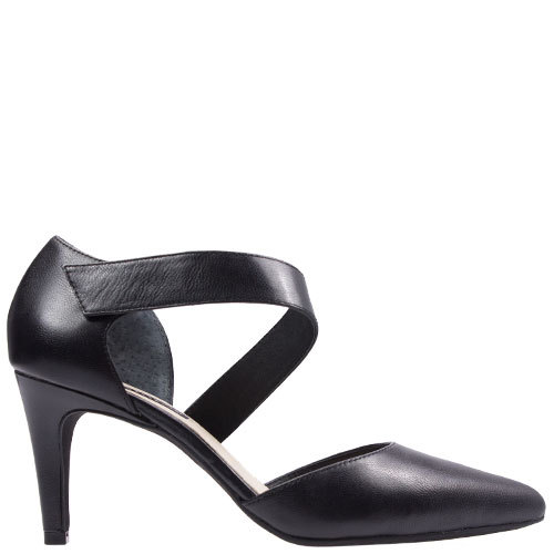 Teague [Colour: Black] {Size: 11]