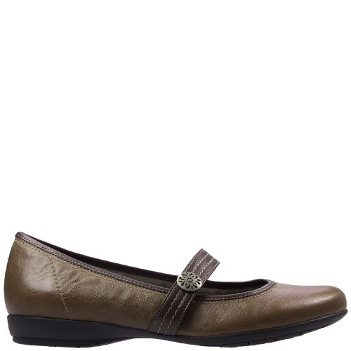 Garrison [Colour: Taupe/Brown] [Size: 11]