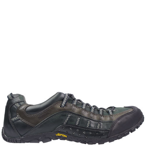 Wafer [Colour: Charcoal/Dark Green/Black] [Size: UK12]