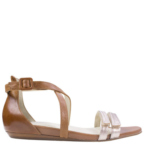 Margie [Colour: Tan/Champagne] [Size: 10]