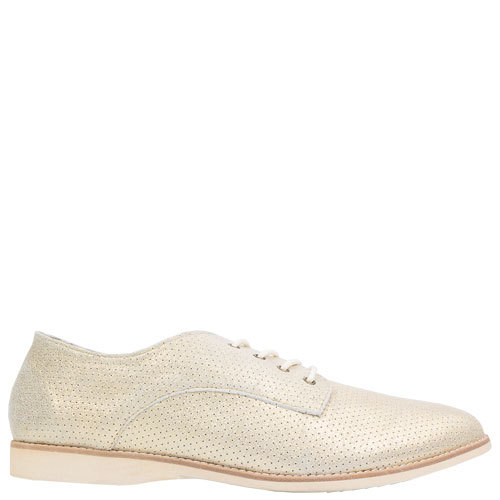 Derby Pin [Colour: Brushed Gold] [Size: 42]