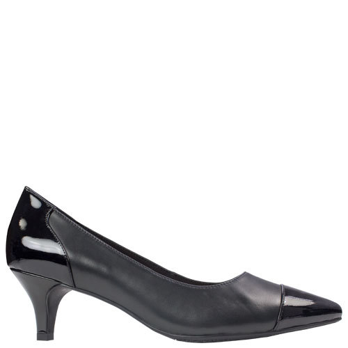 Kirsten [Colour: Black] [Size: 42]