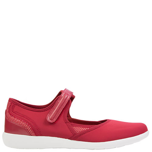 Usher [Colour: Red] [Size: 43]