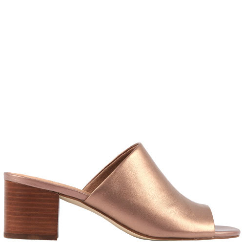 Asher [Colour: Rose Gold] [Size: 10]