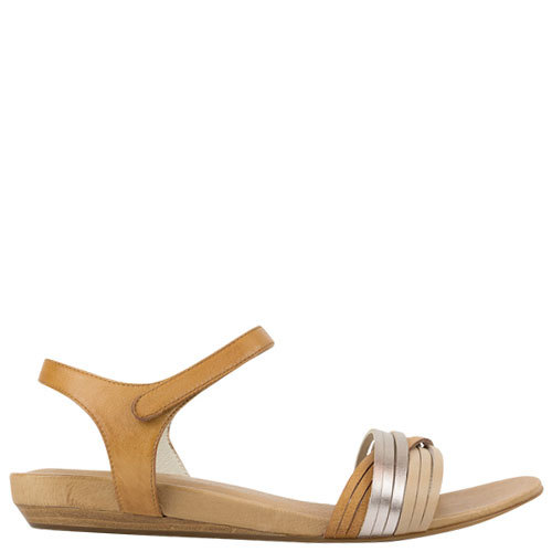 BROOKE [Colour: Tan Champagne] [Size: 11]