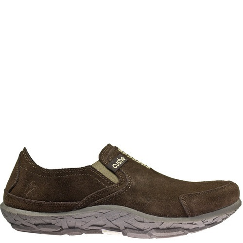 Suede Slipper [Size: 17] [Colour: Brown]