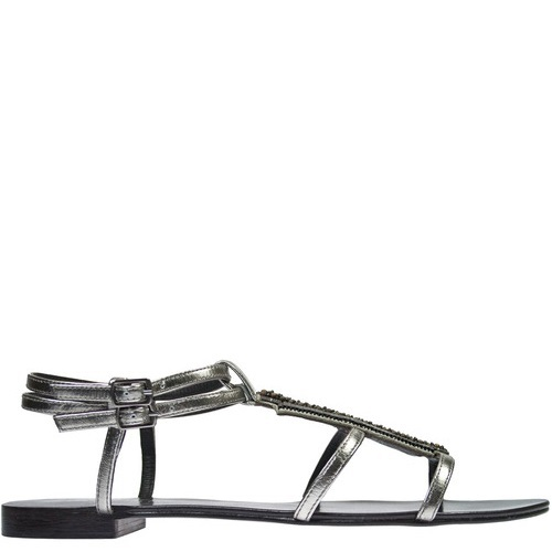 Cleo [Size: 42] [Colour: Metallic]