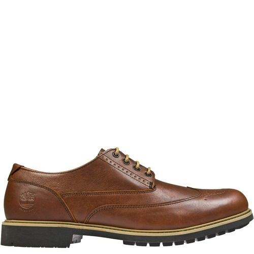 Stormbuck Brogue [Colour: Brown] [Size: 12]