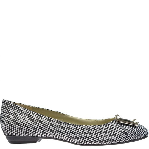 Paola [Colour: houndstooth] [Size: 10]