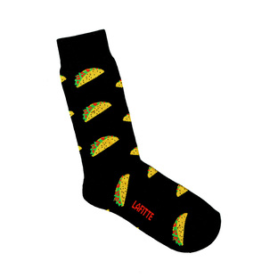 Mens Taco Socks [Size: 11 - 14]