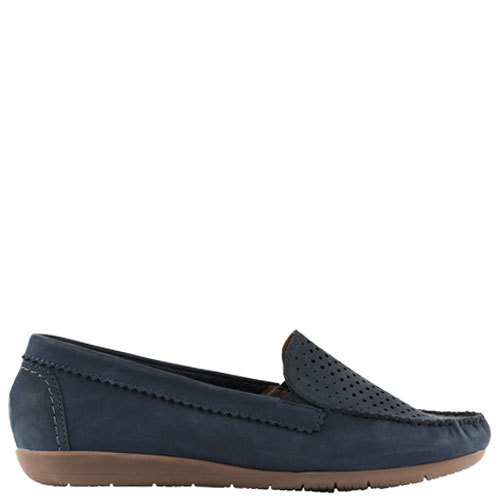 Fortana [Colour: Denim] [Size: 10]