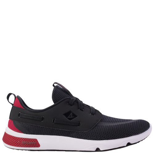 7 Seas [Colour: Black/Red] [Size: 13]