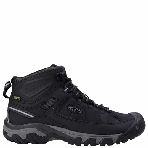 Targhee XP Mid WP [Colour: Black/Steel Grey] [Size: 13]
