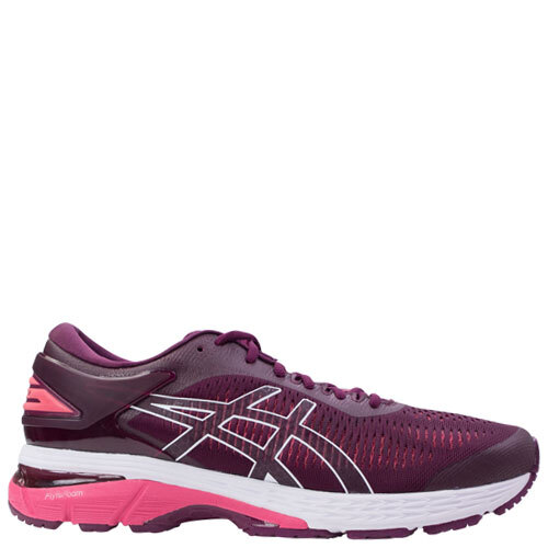 Kayano 25 Womens [Colour: Roselle/Pink Cameo] [Size: 11]