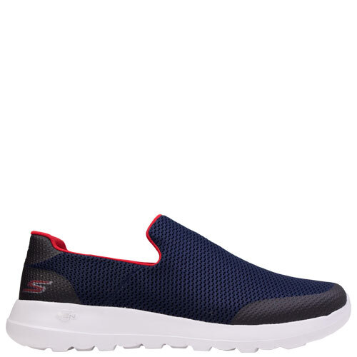 Go Walk Max Focal [Colour: Navy/Red] [Size: 13]