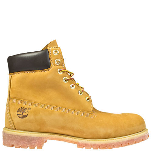 6 Inch Premium [Colour: Wheat Nubuck] [Size: 13]