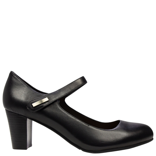 Melba [Colour: Black] [Size: 42]