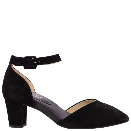 ANTONiA [Colour: Jet Black] [Size: 10]