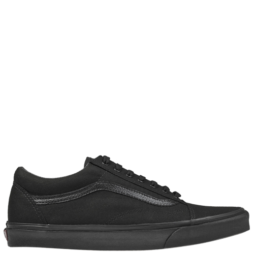 Old Skool [Colour: Black/Black] [Size: 12]
