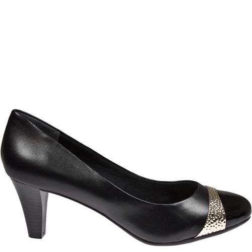 Calvina [Colour: Black] [Size: 10]